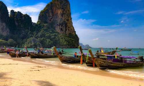 500 - Thailand allg - beach-3204790_1920