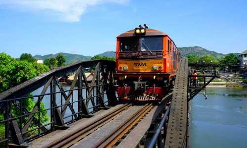500 - Thailand allg - death-railway-4008940_1920