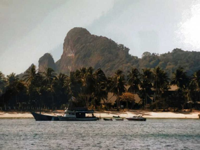 Phi Phi Island 1998
