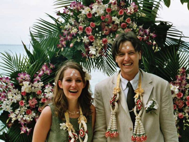 Heidi & Christian Thai Wedding