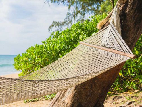 800 - Malediven - empty-hammock-on-tropical-beach-sea-ocean-for-leisure-relax-in-vacation-travel