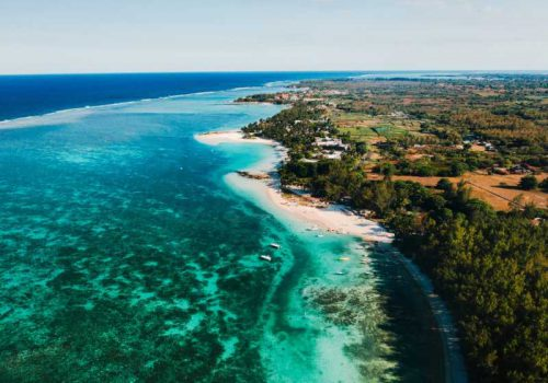 800- Mauritius - aerial-photography-of-the-east-coast-of-the-island-of-mauritius-flying-over-the-turquoise-lagoon-of-mauritius-in-the-belle-mare-area-coral-reef-of-mauritius-mauritius-island-beach