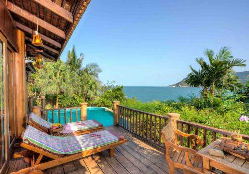 800 - Santhiya Koh Phangan - Sea View Pool Villa Plus - 1